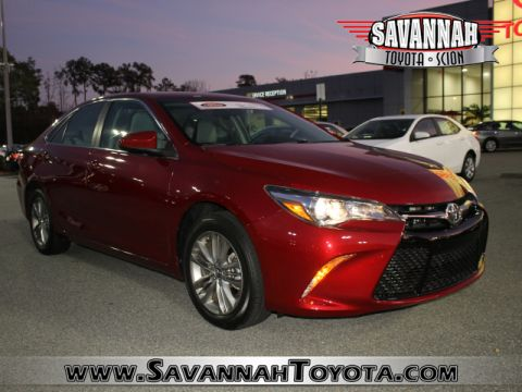 Certified Pre-Owned 2016 Toyota Camry SE FWD SE 4dr Sedan