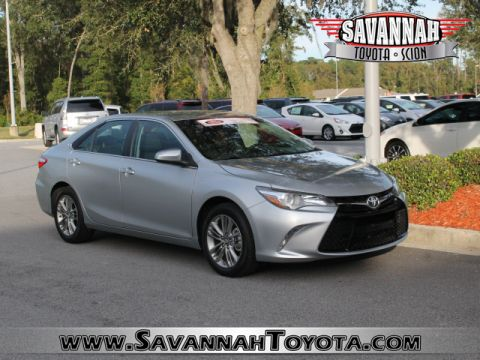Certified Pre-Owned 2016 Toyota Camry SE FWD LE 4dr Sedan