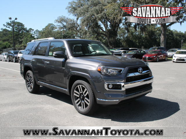 new 2016 toyota 4runner limited 4d sport utility in savannah 5134199 savannah toyota. Black Bedroom Furniture Sets. Home Design Ideas